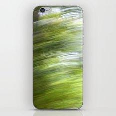 Rainy Day Motion 1 iPhone & iPod Skin