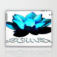 Lotus Flower Bomb Laptop & iPad Skin