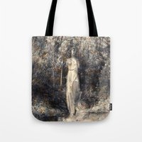 In The Arms Of Nature Tote Bag