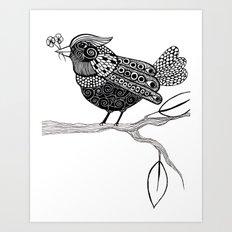 Good Luck Art Print