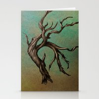 Sacred Tree Stationery Cards
