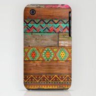 Indian Wood iPhone (3g, 3gs) Slim Case