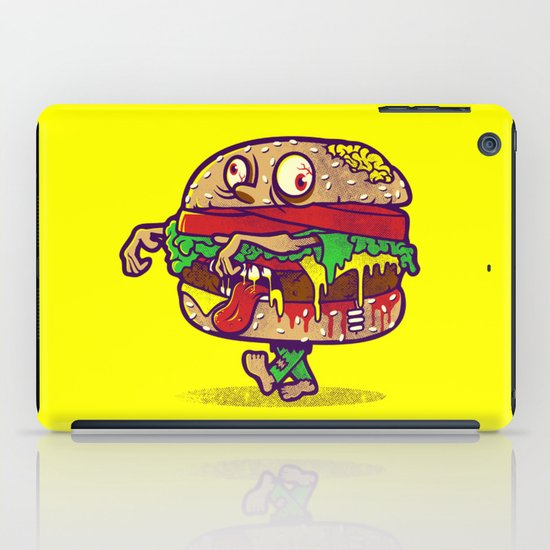 ZOMBURGER iPad Case