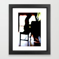 Seeing Framed Art Print