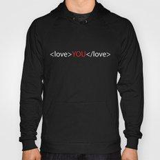 Love you 02 Hoody