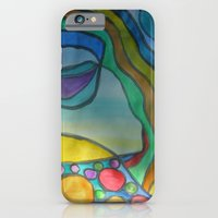 Fear of Being Really You iPhone 6 Slim Case