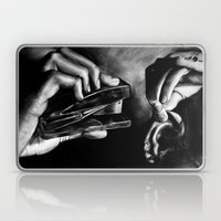 Ear Laptop & iPad Skin