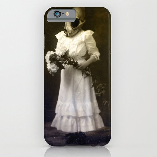 Margaret iPhone & iPod Case