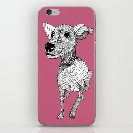 Whipper iPhone & iPod Skin