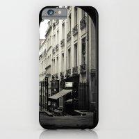 Parisian Doorway iPhone 6 Slim Case