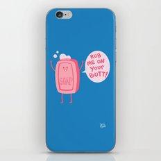 Lil' Soap iPhone & iPod Skin