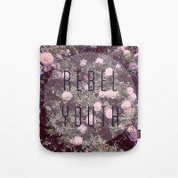 Rebel Youth Tote Bag
