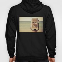 Robot Head Hoody