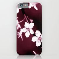 iPhone & iPod Case featuring VINTAGE BLOSSOMS by Ylenia Pizzetti