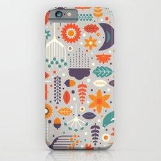 Flora & Fauna Slim Case iPhone 6s