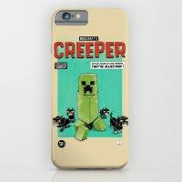 Creeper iPhone 6 Slim Case
