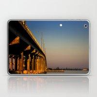 Bridge To The Moon Laptop & iPad Skin