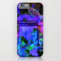 iPhone & iPod Case featuring Etheral by Nett Designs