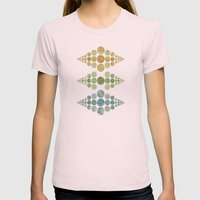 Phase 3 Womens Fitted Tee Light Pink SMALL