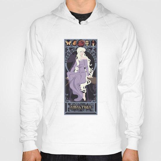 Amalthea Nouveau - The Last Unicorn Hoody