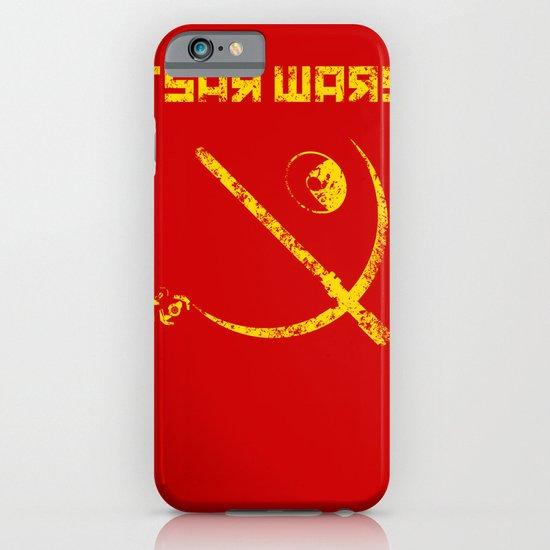 Tsar Wars iPhone & iPod Case