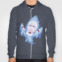 Nic Cage is Sharks! Hoody