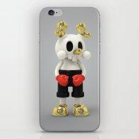 Blink Blink Kranyus iPhone & iPod Skin