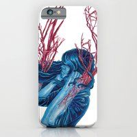 Her Arms Became Trees iPhone 6 Slim Case