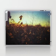 in the sunset Laptop & iPad Skin