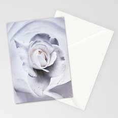 tears in the rosegarden Stationery Cards