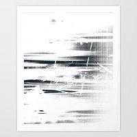 CRT Art Print