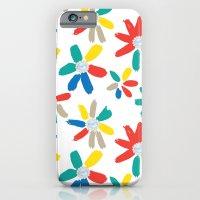 Floral Jewels iPhone 6 Slim Case