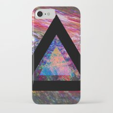 Marble Triangle iPhone 7 Slim Case