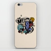 The Melon Grab iPhone & iPod Skin