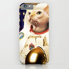 Astronaut Cat Slim Case iPhone 6s