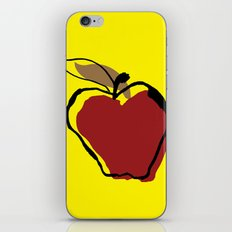 STATIONERY CARD - Apple for Teacher iPhone & iPod Skin
