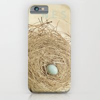 iPhone & iPod Case featuring Petit Nest by Maureen Anne
