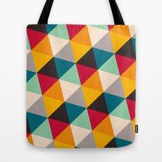 Triangles #2 Tote Bag
