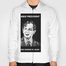 43. Zombie George W. Bush  Hoody