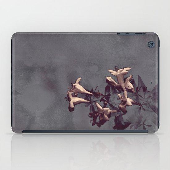 Evening Flowers iPad Case