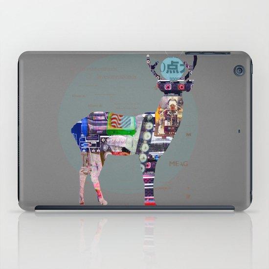 Deer Electric iPad Case