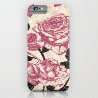 Toile De Jouy Rosas Cál… iPhone 6 Slim Case