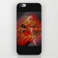 Dragon One iPhone & iPod Skin