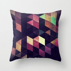 CARNY1A Throw Pillow