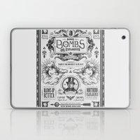 Legend of Zelda Bomb Advertisement Poster Laptop & iPad Skin
