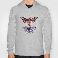 Moths Hoody