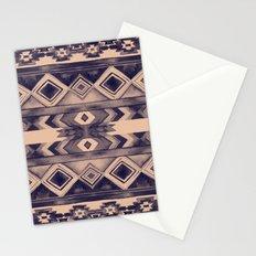 Southwest Pattern- Peach & Purple Stationery Cards