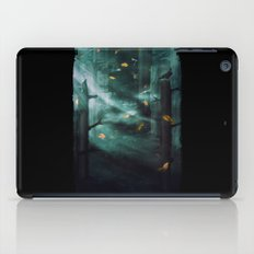In the Woods Tonight iPad Case