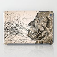 Penser : Expression. iPad Case
