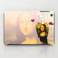She Hearts Mona iPad Case